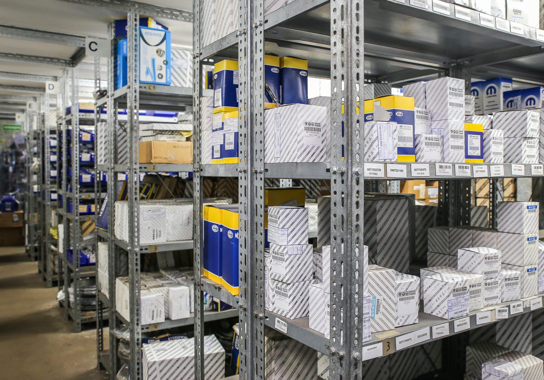 Autohaus Overhoff Ersatzteillager Lingen Baccum Parts Spareparts FIAT ALFA ROMEO OPEL JEEP